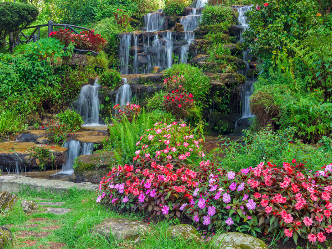 Make a Splash With Your Property's Landscaping